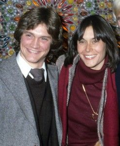 Kate Jackson and Andrew Stevens