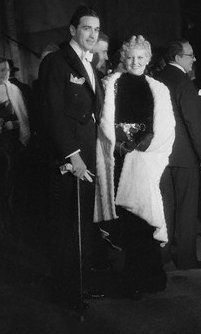 Thelma Todd  and Pat DiCicco
