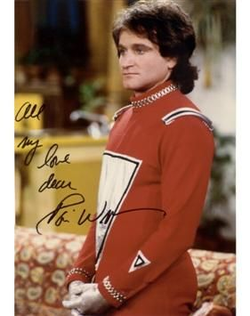 Mork & Mindy Robin Williams as Monk in Monk & Mindy (1979)