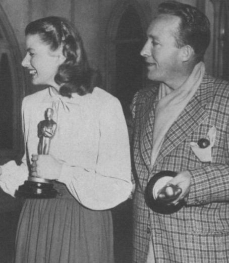 Bing Crosby  and Ingrid Bergman