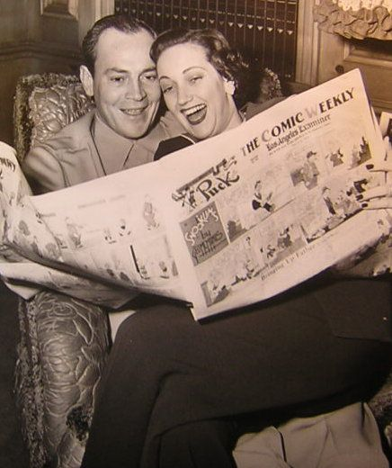Dorothy Lamour  and William Ross Howard III