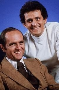 Peter Bonerz  and Bob Newhart