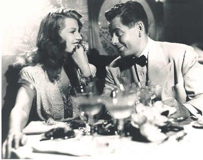 Glenn Ford Rita Hayworth and