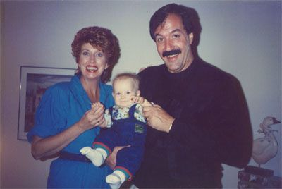 Marcia Wallace  and Dennis Hawley and Michael