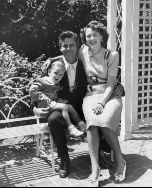Glenn Ford Eleanor Powell and