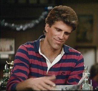 Ted Danson  on Cheers