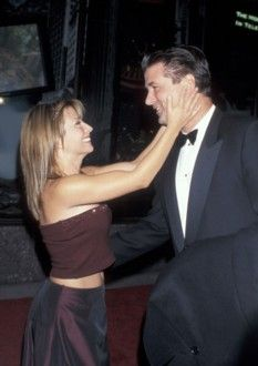 Alec Baldwin  and Cheri Oteri