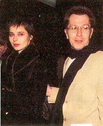 Gary Oldman  and Isabella Rossellini