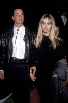 Olivia Newton-John  and Matt Lattanzi