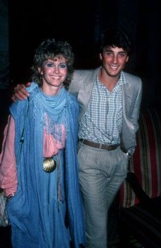 Matt Lattanzi Olivia Newton-John and