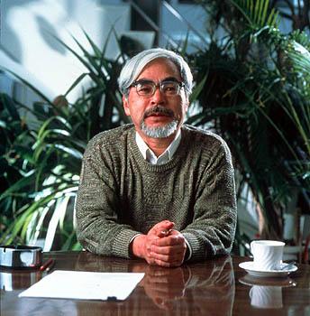Princess Mononoke Hayao Miyazaki, director of  - 10/99