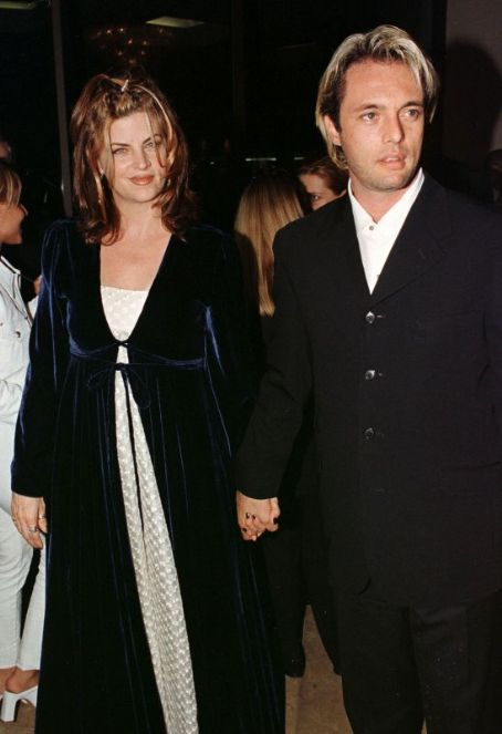 Kirstie Alley  and James Wilder