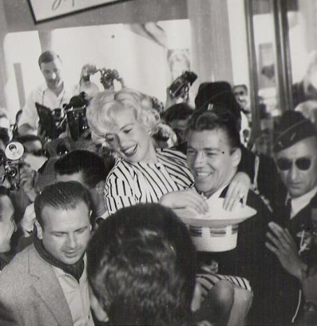 Mickey Hargitay Jayne Mansfield and