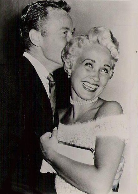 Jane Powell  and Patrick Nerney