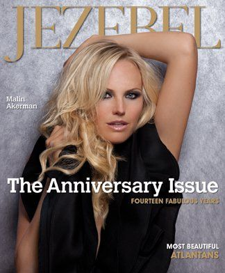 Malin Akerman - Jezebel Magazine Cover [United States] (November 2010)