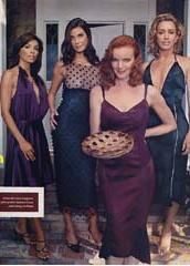 Marcia Cross - of Desperate Housewives