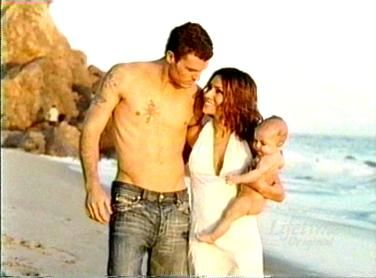 Brian Austin Green  and Vanessa Marcil