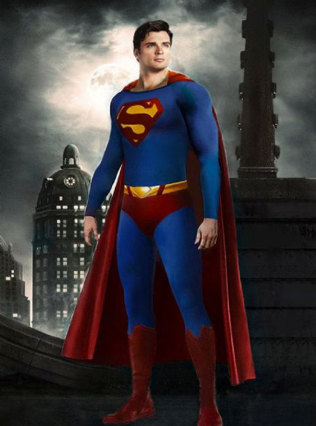 Tom Welling - TOM WELLING AS SUPERMAN TV SERIES ON THE WB