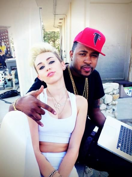 Mike Will Made It Mike WiLL Made It and Miley Cyrus