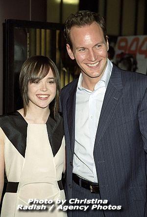 Patrick Wilson Ellen Page,