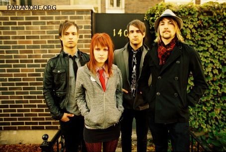 Hayley Williams the band