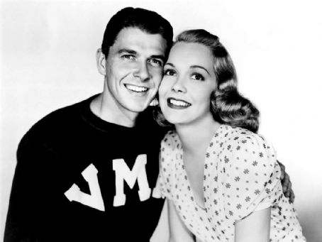 Jane Wyman Ronald Reagan and