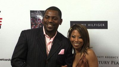 Mekhi Phifer  and Oni Phifer