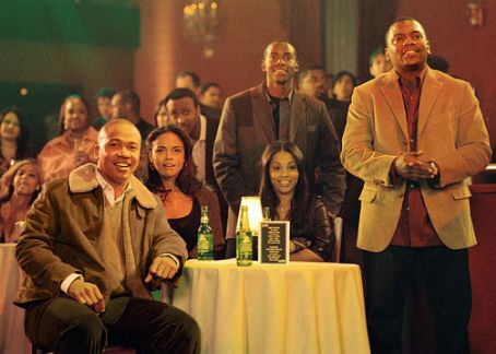 Mekhi Phifer  - in the movie THIS CHRISTMAS