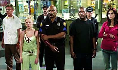 Mekhi Phifer  - in DAWN OF THE DEAD