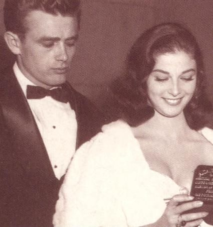 Pier Angeli James Dean and