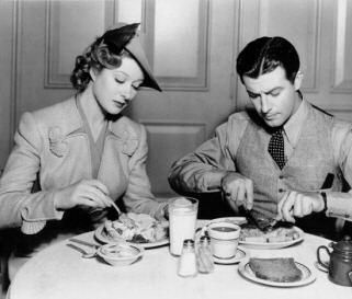 Greer Garson  and Robert Taylor