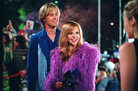 Daphne Freddie Prinze Jr. and Sarah Michelle Gellar in Scooby-Doo 2: Monsters Unleashed - 2004