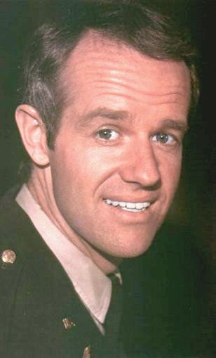 Mike Farrell  on M*A*S*H