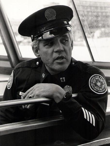 G.W. Bailey G. W. Bailey in Police Academy