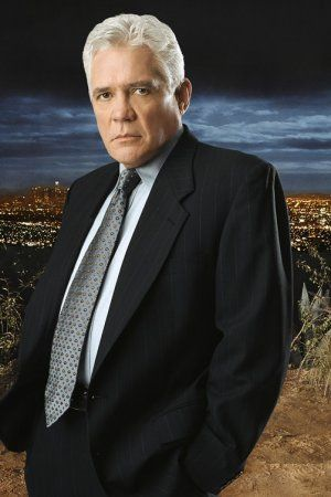 G.W. Bailey G. W. Bailey in 'The Closer' (c.2005)