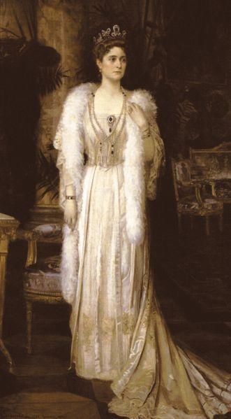 Tsarina Alexandra Alexandra Fyodorovna