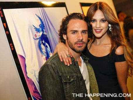 Eiza González and Pepe Diaz Eiza Gonzalez and Pepe Diaz