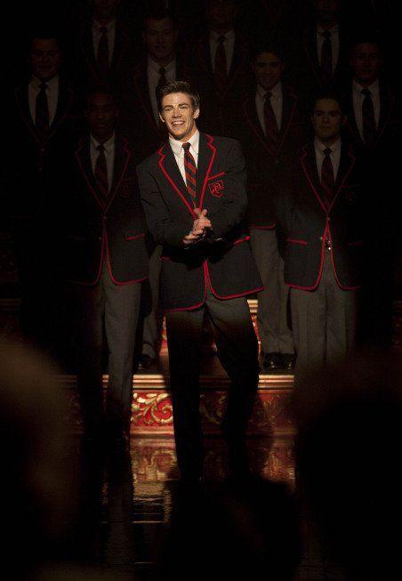 Grant Gustin Glee (2009)