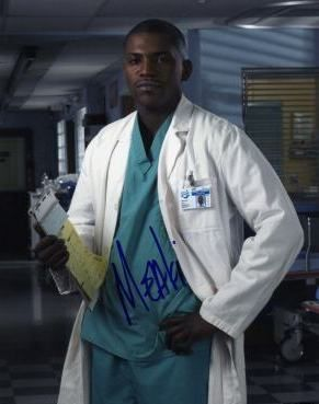 ER Mekhi Phifer - from