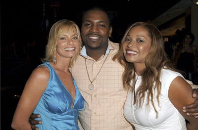 Tamala Jones , Mekhi Phifer and Jaime Pressley