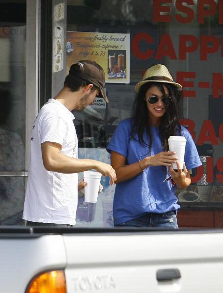 Megan Fox and Shia LaBeouf - Megan Fox - Stops For Some Morning Coffee With Shia LaBeouf, 28. 5. 2009.