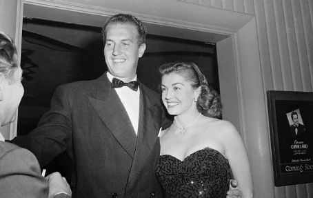 Ben Gage and Esther Williams  November 14, 1947