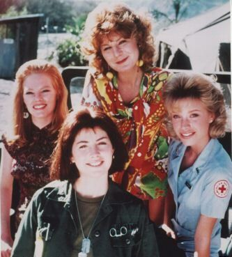 Dana Delany  - cast of CHINA BEACH