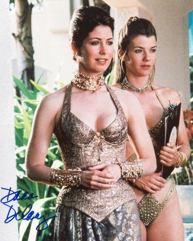 Dana Delany, Stephanie Niznik - EXIT TO EDEN ? Previous PhotoNext Photo ?