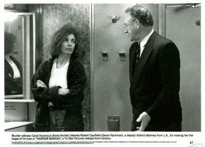 Gene Hackman , Anne Archer - NARROW MARGIN
