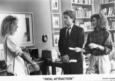 Michael Douglas  - FATAL ATTRACTION