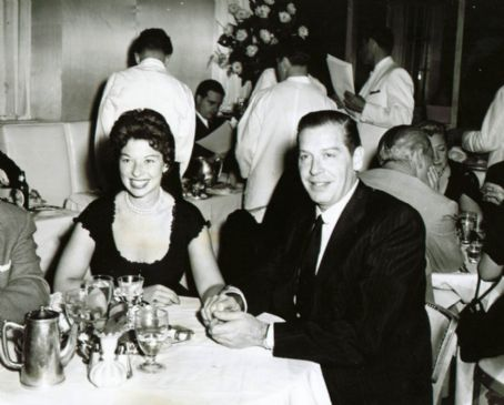Milton Berle  and Ruth Cosgrove