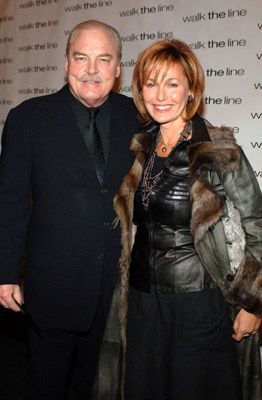 Stacy Keach and Malgosia Tomassi