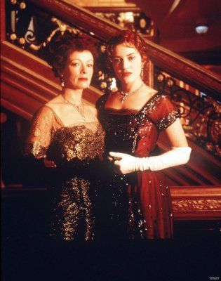 Frances Fisher - Titanic