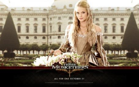 Gabriella Wilde The Three Musketeers